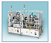 カスタムメイドFAシステム例 ハイブリッドIC組立システム