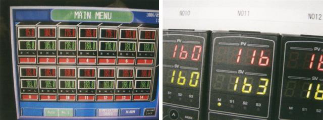 温度制御技術